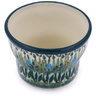 3-inch Stoneware Candle Holder - Polmedia Polish Pottery H4659G