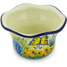 3-inch Stoneware Candle Holder - Polmedia Polish Pottery H5637G