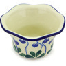 3-inch Stoneware Candle Holder - Polmedia Polish Pottery H5750G