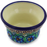 3-inch Stoneware Candle Holder - Polmedia Polish Pottery H5857G