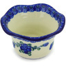 3-inch Stoneware Candle Holder - Polmedia Polish Pottery H6112G