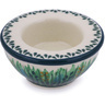 3-inch Stoneware Candle Holder - Polmedia Polish Pottery H6354G