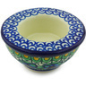 3-inch Stoneware Candle Holder - Polmedia Polish Pottery H6400G