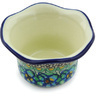 3-inch Stoneware Candle Holder - Polmedia Polish Pottery H6659G