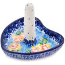 3-inch Stoneware Ring Holder - Polmedia Polish Pottery H2654L