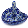 3-inch Stoneware Ring Holder - Polmedia Polish Pottery H4035I