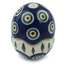 3-inch Stoneware Salt and Pepper Set - Polmedia Polish Pottery H0907I