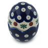 3-inch Stoneware Salt and Pepper Set - Polmedia Polish Pottery H0964I