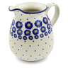 30 oz Stoneware Pitcher - Polmedia Polish Pottery H1046J