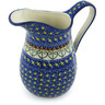 30 oz Stoneware Pitcher - Polmedia Polish Pottery H2353H