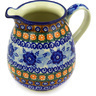 30 oz Stoneware Pitcher - Polmedia Polish Pottery H2529E