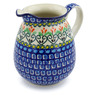30 oz Stoneware Pitcher - Polmedia Polish Pottery H3344A
