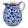 30 oz Stoneware Pitcher - Polmedia Polish Pottery H5697L
