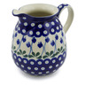 30 oz Stoneware Pitcher - Polmedia Polish Pottery H5718B