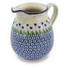 30 oz Stoneware Pitcher - Polmedia Polish Pottery H7238I