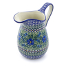 30 oz Stoneware Pitcher - Polmedia Polish Pottery H7508I