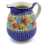 30 oz Stoneware Pitcher - Polmedia Polish Pottery H7518I