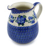 30 oz Stoneware Pitcher - Polmedia Polish Pottery H8018B