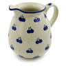 30 oz Stoneware Pitcher - Polmedia Polish Pottery H8172B