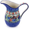 30 oz Stoneware Pitcher - Polmedia Polish Pottery H8827G