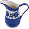 30 oz Stoneware Pitcher - Polmedia Polish Pottery H9170G