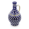 34 oz Stoneware Bottle - Polmedia Polish Pottery H7130E