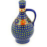 34 oz Stoneware Bottle - Polmedia Polish Pottery H9011F
