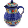 34 oz Stoneware Pitcher - Polmedia Polish Pottery H0519G