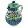 34 oz Stoneware Pitcher - Polmedia Polish Pottery H4071H