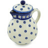 34 oz Stoneware Pitcher - Polmedia Polish Pottery H5996H