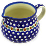 34 oz Stoneware Pitcher - Polmedia Polish Pottery H6490D