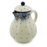 34 oz Stoneware Pitcher - Polmedia Polish Pottery H7543J