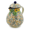 34 oz Stoneware Pitcher - Polmedia Polish Pottery H7546J