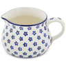 34 oz Stoneware Pitcher - Polmedia Polish Pottery H8353K