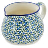 34 oz Stoneware Pitcher - Polmedia Polish Pottery H8949K