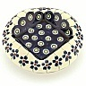 4-inch Stoneware Ashtray - Polmedia Polish Pottery H0554A