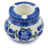 4-inch Stoneware Ashtray - Polmedia Polish Pottery H0617J