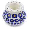 4-inch Stoneware Ashtray - Polmedia Polish Pottery H2865J
