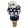 4-inch Stoneware Bottle Stopper - Polmedia Polish Pottery H6815K