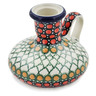 4-inch Stoneware Candle Holder - Polmedia Polish Pottery H8497K