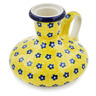 4-inch Stoneware Candle Holder - Polmedia Polish Pottery H8660K