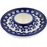 4-inch Stoneware Egg Holder - Polmedia Polish Pottery H0613A