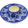 4-inch Stoneware Egg Holder - Polmedia Polish Pottery H8714D