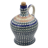 40 oz Stoneware Bottle - Polmedia Polish Pottery H7326K