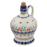 40 oz Stoneware Bottle - Polmedia Polish Pottery H7378K