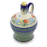 40 oz Stoneware Bottle - Polmedia Polish Pottery H9583I