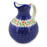 44 oz Stoneware Pitcher - Polmedia Polish Pottery H4312K