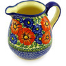45 oz Stoneware Pitcher - Polmedia Polish Pottery H7237E