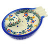 5-inch Stoneware Ashtray - Polmedia Polish Pottery H3864E