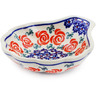5-inch Stoneware Condiment Server - Polmedia Polish Pottery H0839K